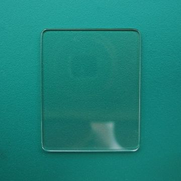 Generic Piaget Mineral Flat TV Watch Glass 26.82 x 20.80 - 0.9mm Thickness